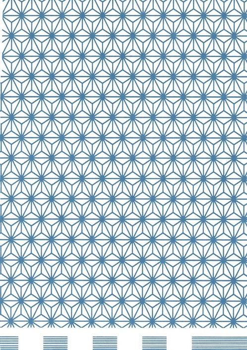 Cube pattern -gosu tissue transfer