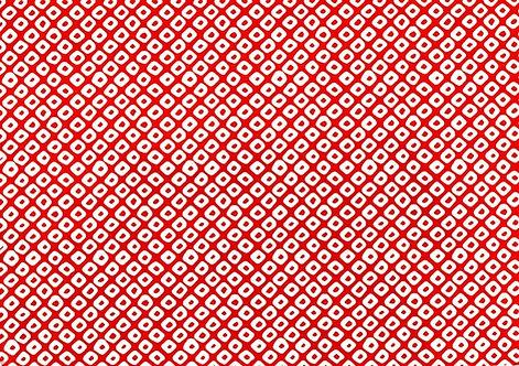 Kanoko - red tissue transfer
