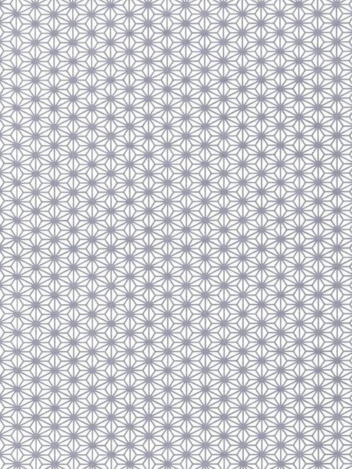 Cube-small pattern lilac