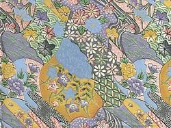 Kimono yuzen (6 colours)