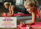 Recovery Holistic Core & Restore® - £360 or 3 x £120 1:2:1 with Kit included and Homework