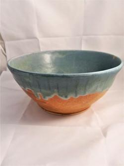 Edited Turquoise bowl