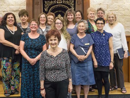 Sisterhood Shabbat coming soon!