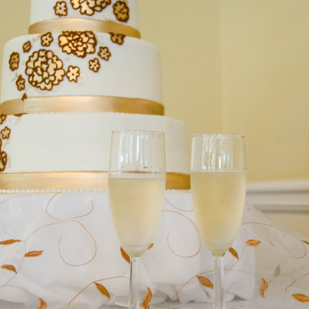 Golden Age Cake