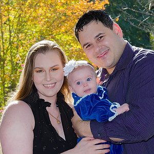 Aaron and Christin Family