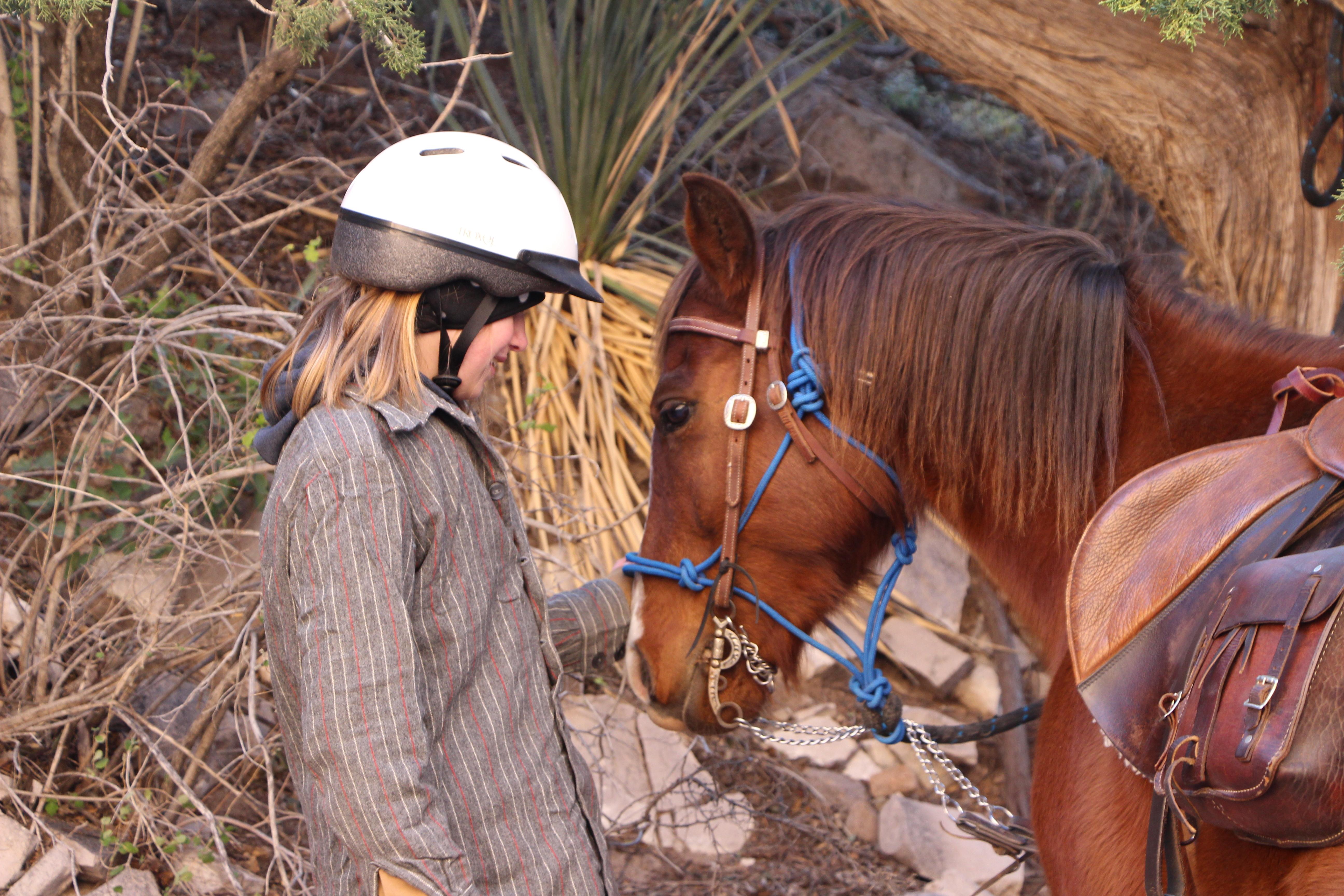 1 Hour Horseback Trail Ride