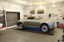 Porsche speedster PPF wrap