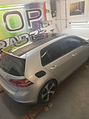 Golf GTI Roof Wrap