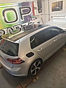 Golf GTI Roof Wrap