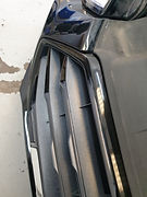 Audi s5 FULL decrome with gloss black vinyl wrap