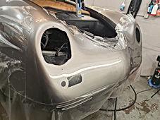 Porsche Speedster PPF Install