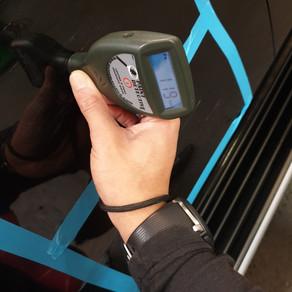 Nissan Navara Paintless Damage Repair!