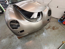 Completed PPF Install on this porsche Speedster