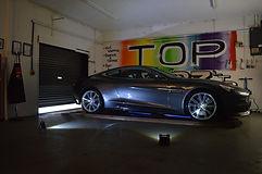 Aston martin vanquish Detail