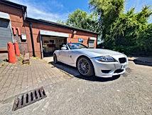 540hp supercharged custom build show winning BMW z4///M