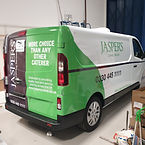Commercial sign write