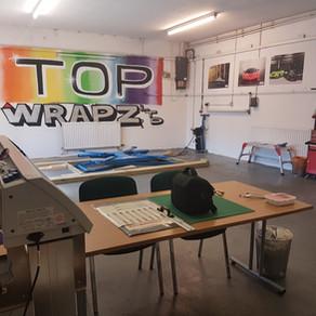 Workshop renovation is complete!