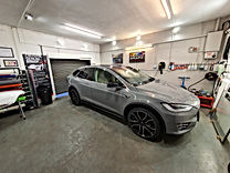 Tesla Nardo grey Wrap