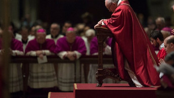 Pope's Solution to Raping Priests: Prayer, Fasting and Penance