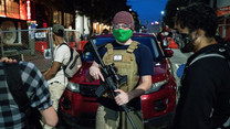 Idiot city councilors: this is what cops are facing on the streets--weapons of war