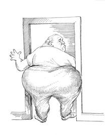 Fat People's Poem