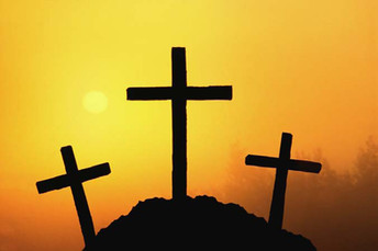 Crucify him! The day a pal and I almost nailed a kid to a cross in fourth grade