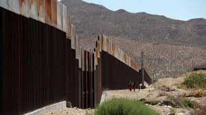 Selling the southern border wall