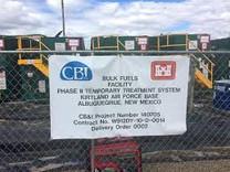 """""""Devastating"""" Report On KAFB Fuel Spill Cleanup"""