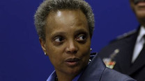 """""""People are just fucking lawless right now.""""--Chicago Mayor Lori Lightfoot"""