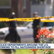 APD Officer Shortage Worsens