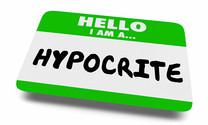Vile, stinking hypocrites