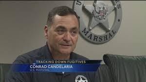 Conrad Candelaria out as U.S. Marshal