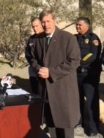 Keller Apologizes for Crime and for Past Use of Force by APD