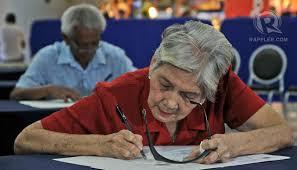 Oldsters Dominate ABQ Mayoral Voting