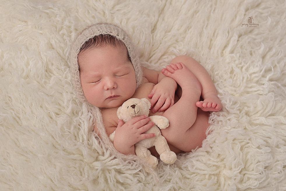 Newborn photography in jersey ci