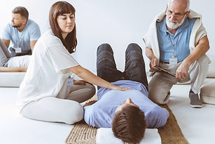 Reiki Group Training Workshops and Coach