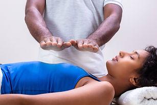 Reiki Healing Session Energy Healing Ser