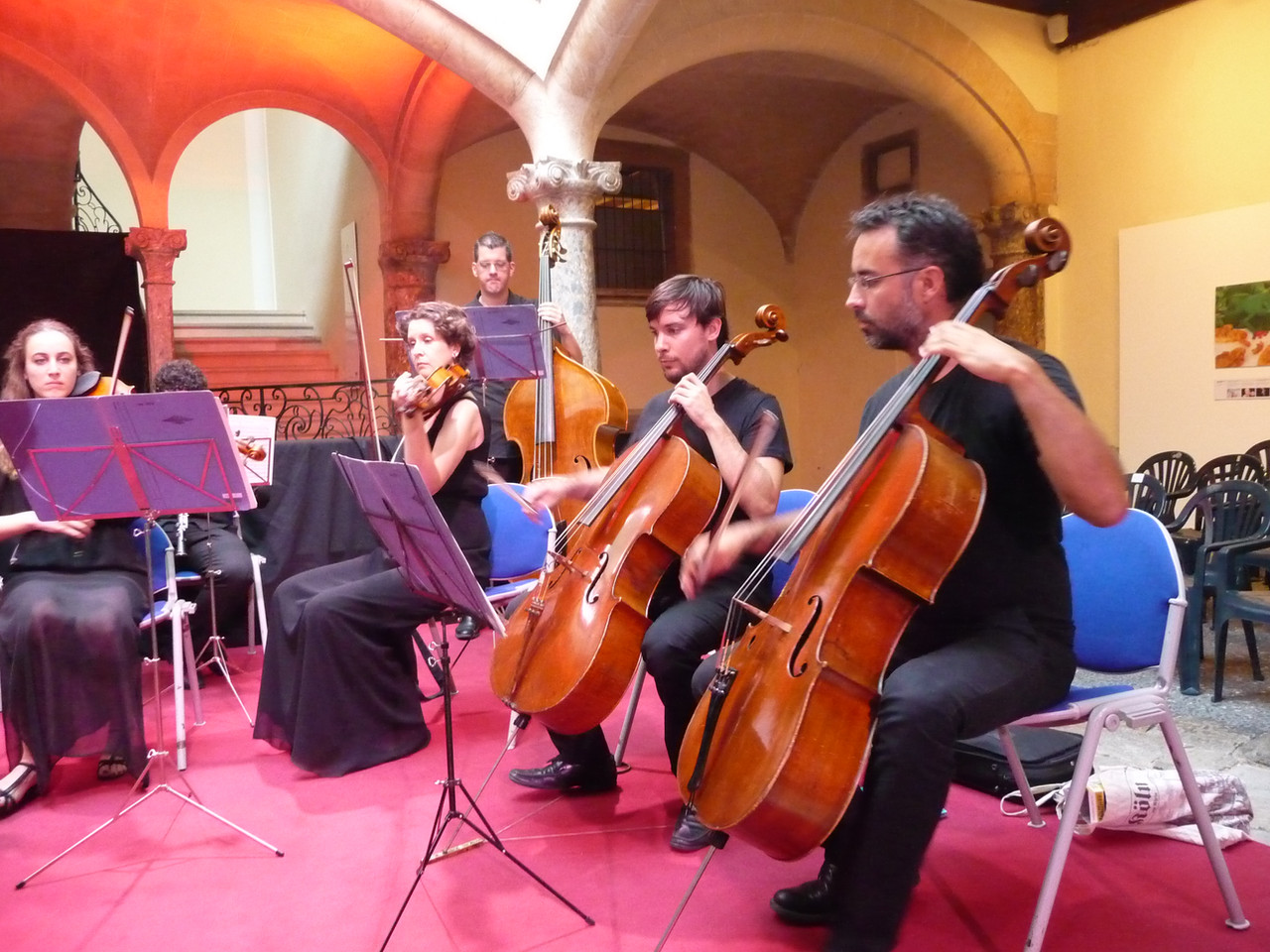 Ensemble Tramuntana 10/7/2016