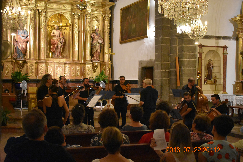 Ensemble Tramuntana 22/7/2018