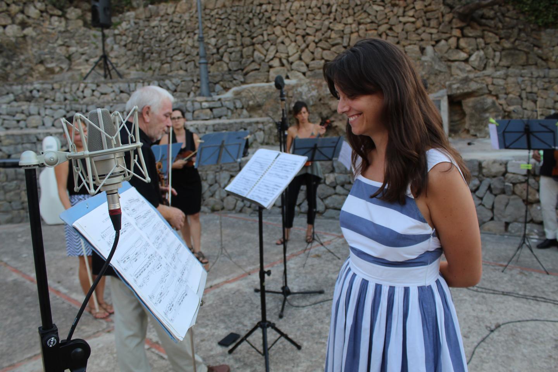 Ensemble Tramuntana i Sheva Tehova assajant