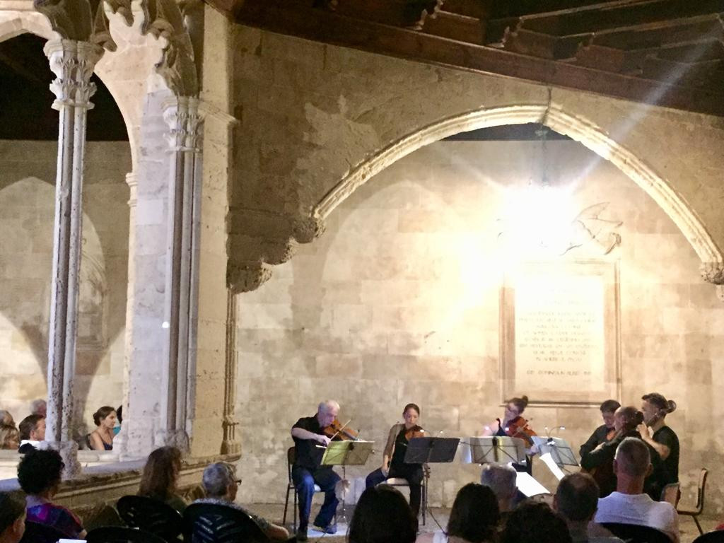 Ensemble Tramuntana 10/8/2019