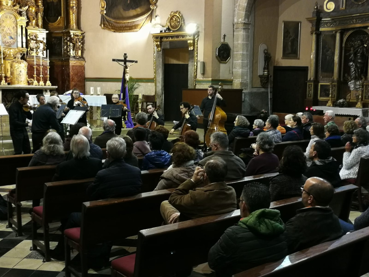 Ensemble Tramuntana barroc 6/4/2019