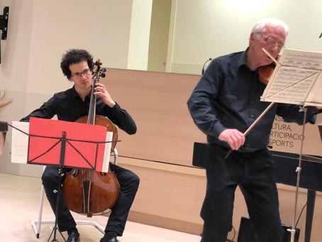 Ensemble Tramuntana barroc 14/4/2019