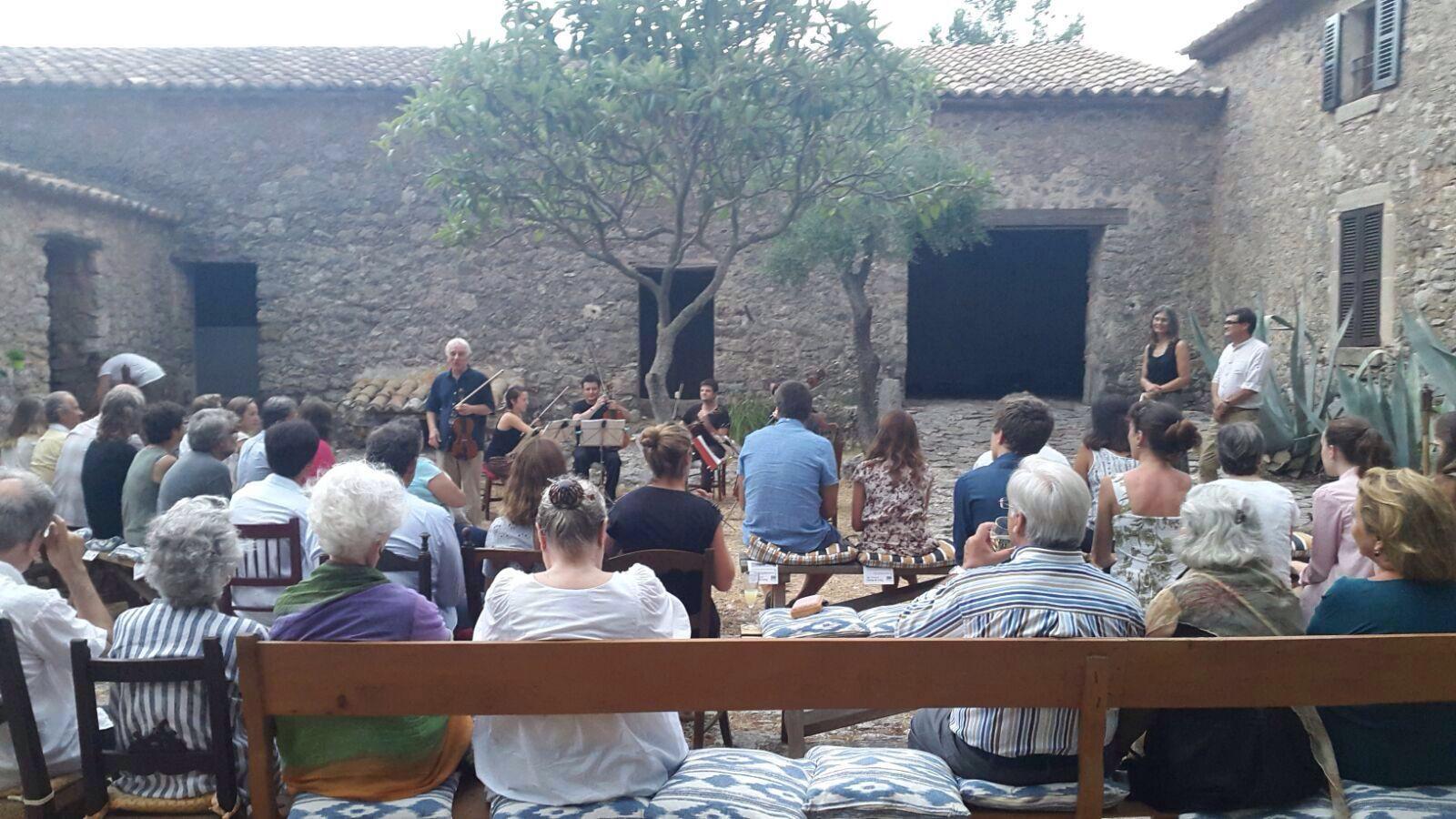 Ensemble Tramuntana 20/8/2016