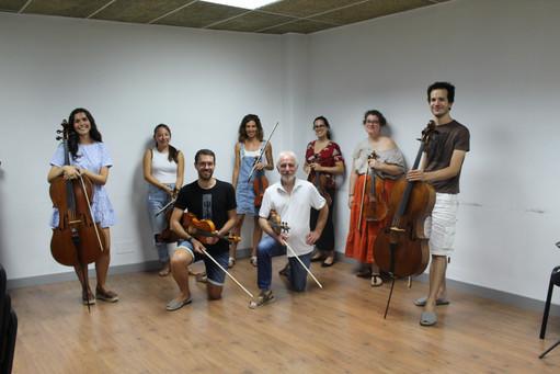 Ensemble Tramuntana octet