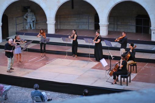 Ensemble Tramuntana octet 07/08/2020