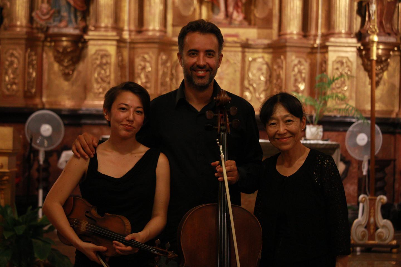 Trio Aquarel·la 13/8/2017