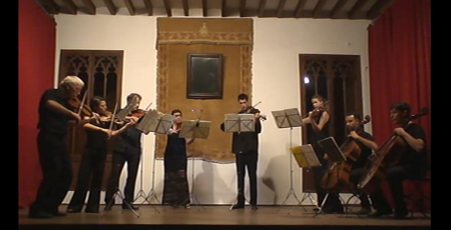 Ensemble Tramuntana 14/8/2015
