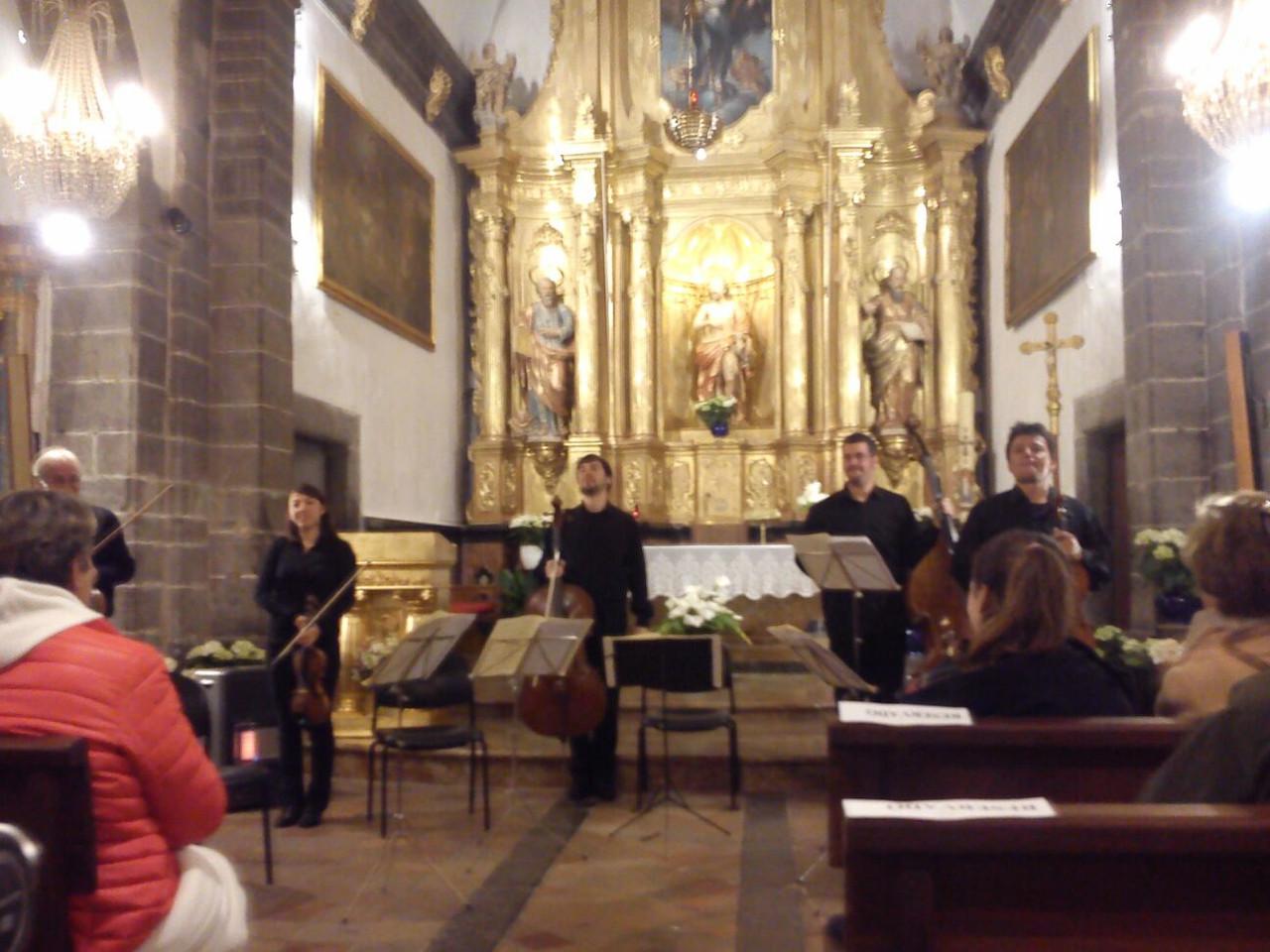 Ensemble Tramuntana 1/4/2016