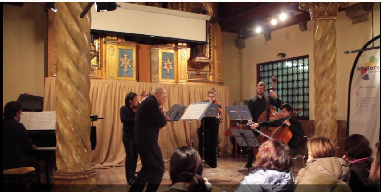 Ensemble Tramuntana 16/2/2018